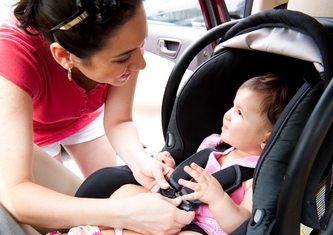 infant car seat safety